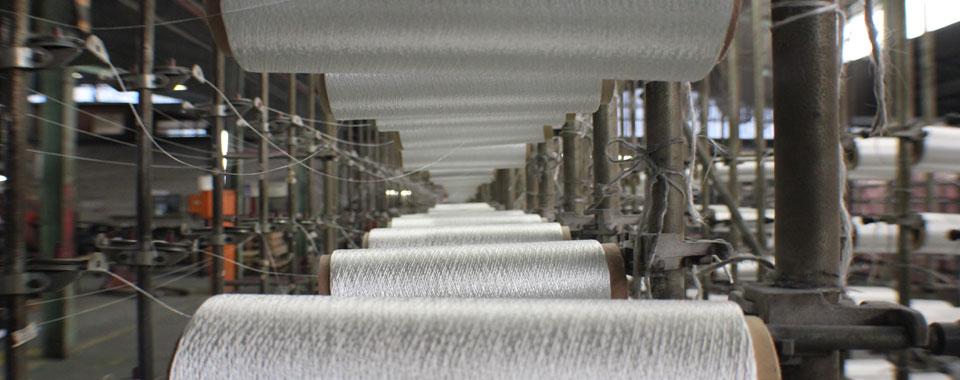 reels of fibres