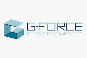 g force logo