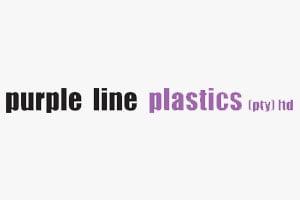 purple line plastics logo